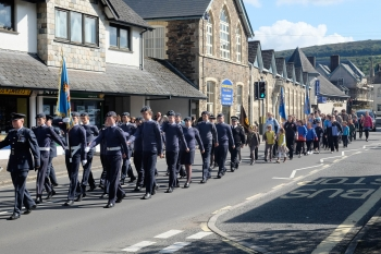 Civic Service Parade 2017