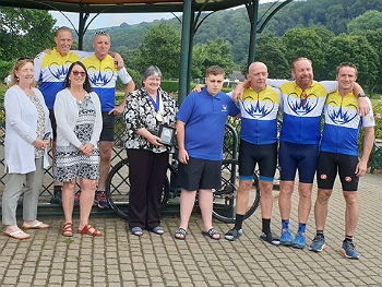 Cycle Ride - Paul Lavelle Foundation