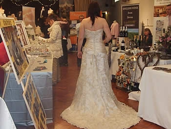 Wedding Fair in the Charter Hall