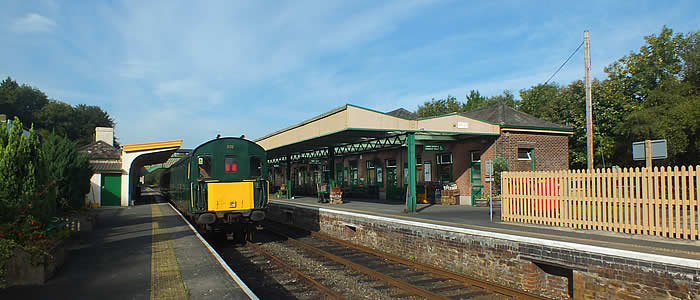 Okehampton Steam Railway